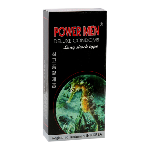 Powermen Ca Ngua Den Hop 12