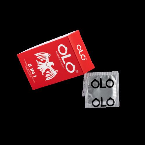 Bao Cao Su Olo 5 In 1 Hộp 10 3