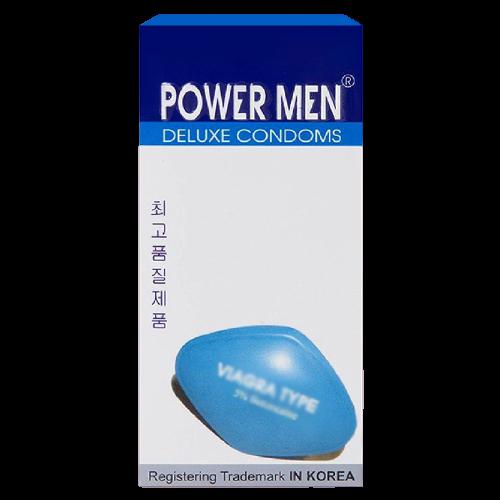 Bao Cao Su Powermen Viagra Hộp 12