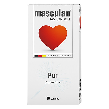 bao cao su masculan pur