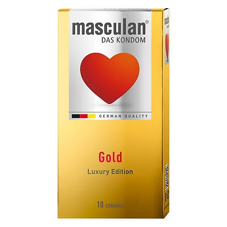 bao cao su masculan gold