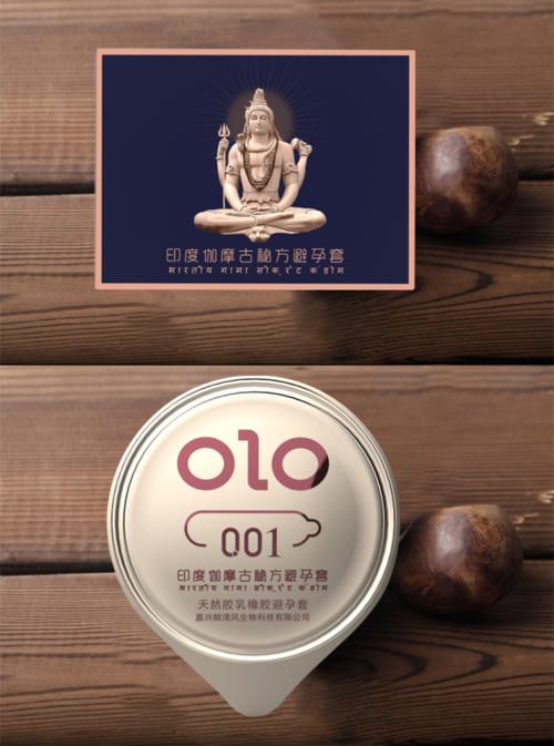 Bao Cao Su Olo Xanh Keo Dai 2